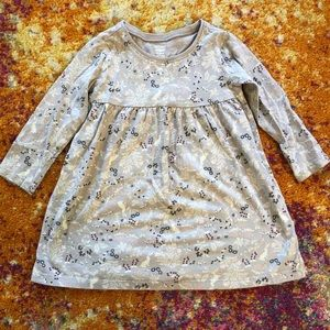 Old Navy Jersey Dress - size 18-24 months